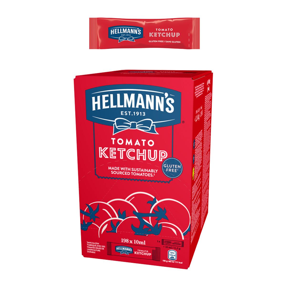 Hellmann's Кетчуп доза 10 ml