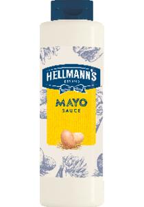 Hellmann`s майонеза 850мл - Street Food с качеството на Hellmann`s!