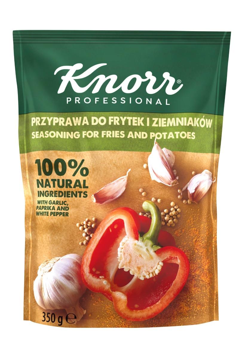 """KNORR Подправка за Картофи - """"В ежедневието си използвам разнообразие от билки и подправки, затова е важно те да имат автентичен вкус"""""""