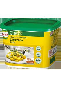 Knorr шафранова паста - Добре балансиран вкус, цвят и аромат