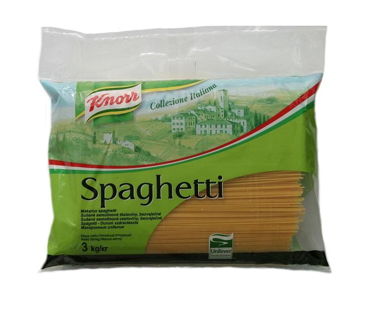 Knorr спагети - За автентичен италиански вкус на вашите ястия!