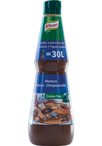 Knorr течен бульон морски дарове