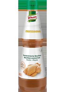 Knorr Течен пилешки бульон
