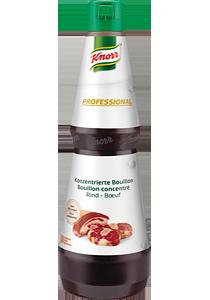 Knorr Течен телешки бульон - Не просто бульон!