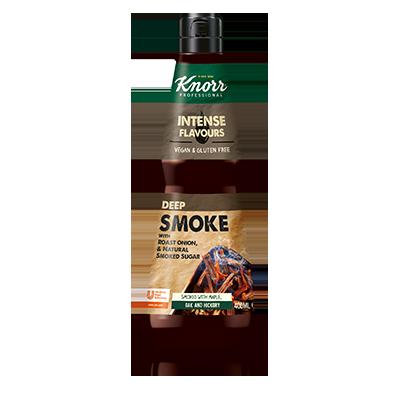 Knorr течна подправка за овкусяване Deep Smoke - Сложни и впечатляващи вкусове