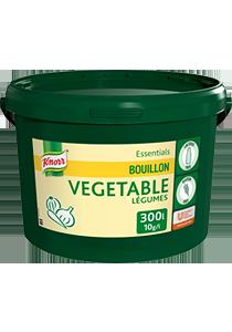 Knorr Зеленчуков бульон без алергени - Произведен с прости съставки