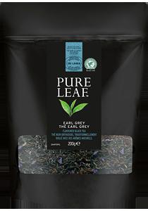 PURE LEAF ЧАЙ ЪРЛ ГРЕЙ 200г - Специалният чай започва със специалните чаени листа и завършва с перфектното поднасяне