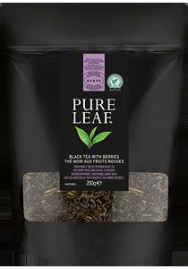 PURE LEAF Черен чай с горски плодове  200г