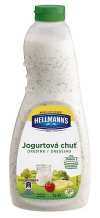 Hellmann's Dresink Jogurtová chuť 1 l