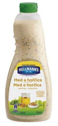 Hellmann's dresink Med a hořčice 1 l