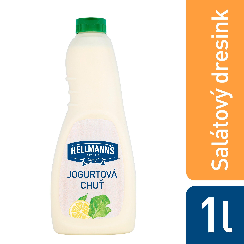 Hellmann's Dresink s jogurtovou příchutí 1 l -