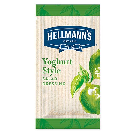 Hellmann's Dressing Jogurtová chuť - porce 50 x 30 ml -