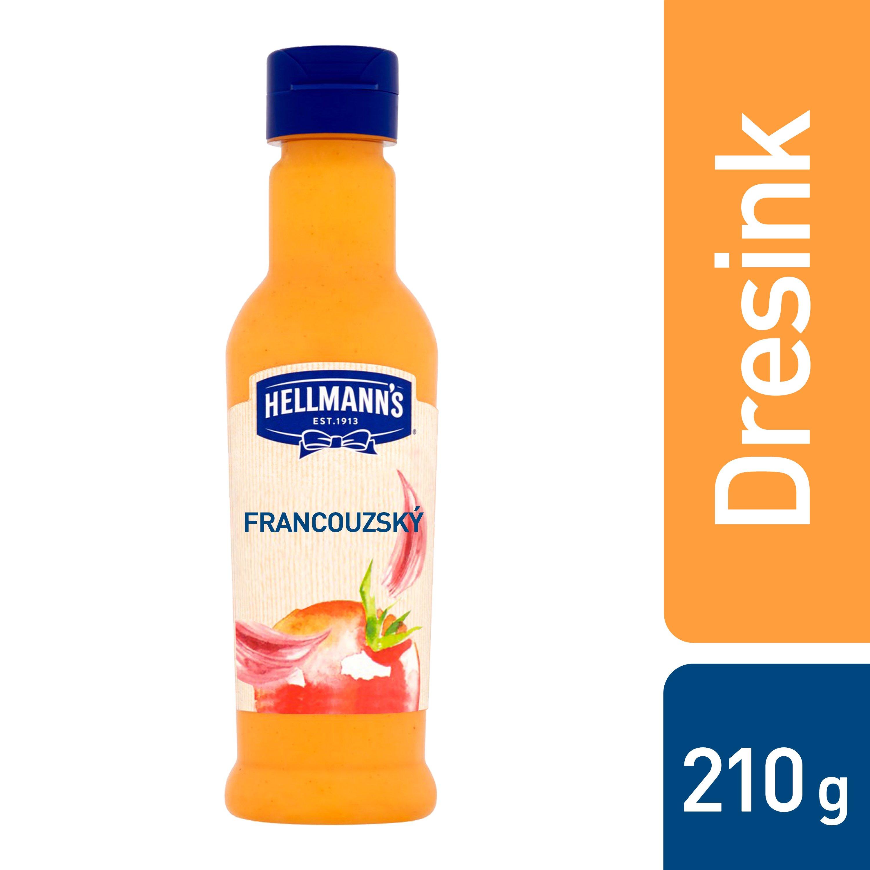 Hellmann´s Francouzský dresink 210 ml -