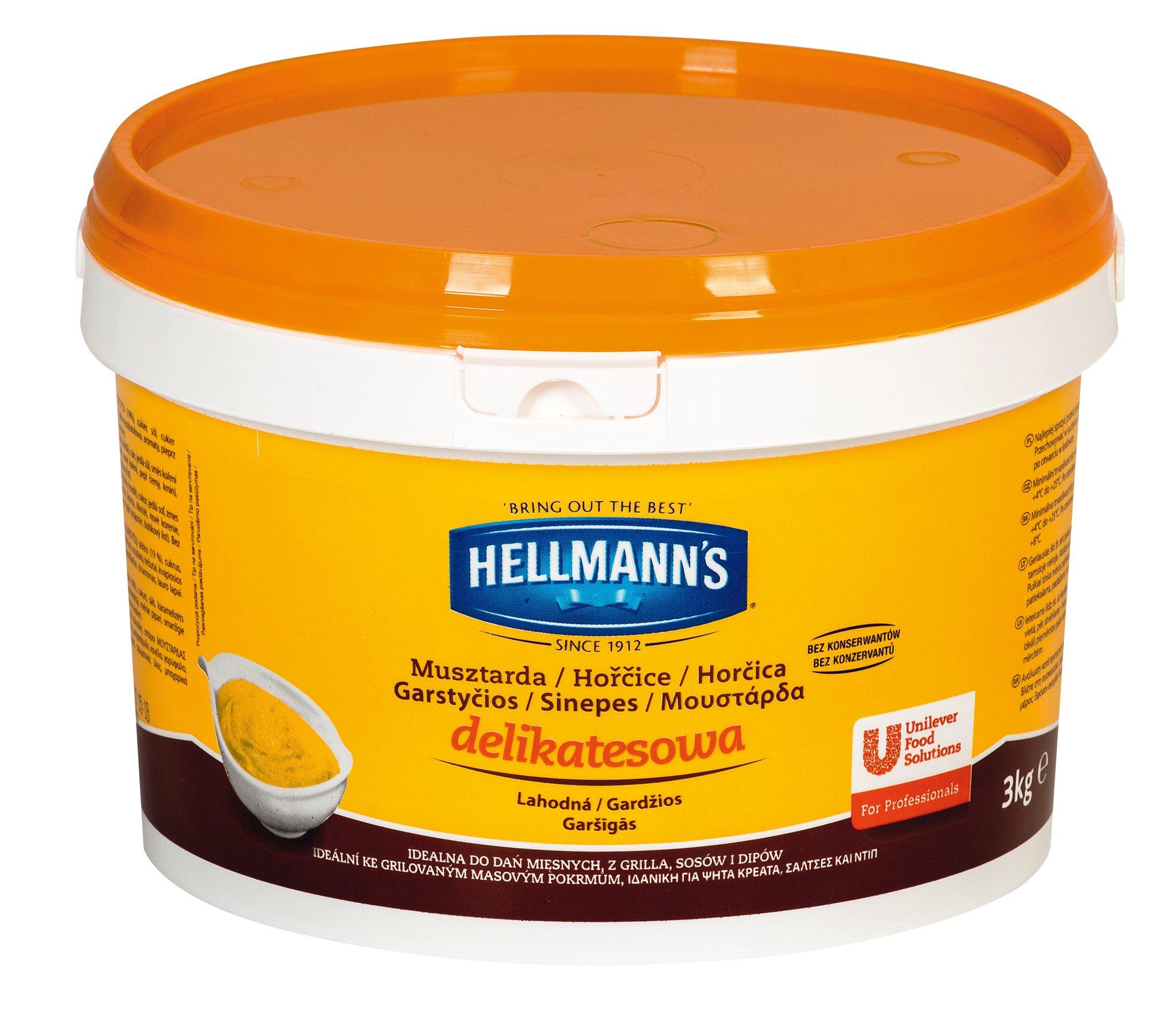 Hellmann's Hořčice 3 kg