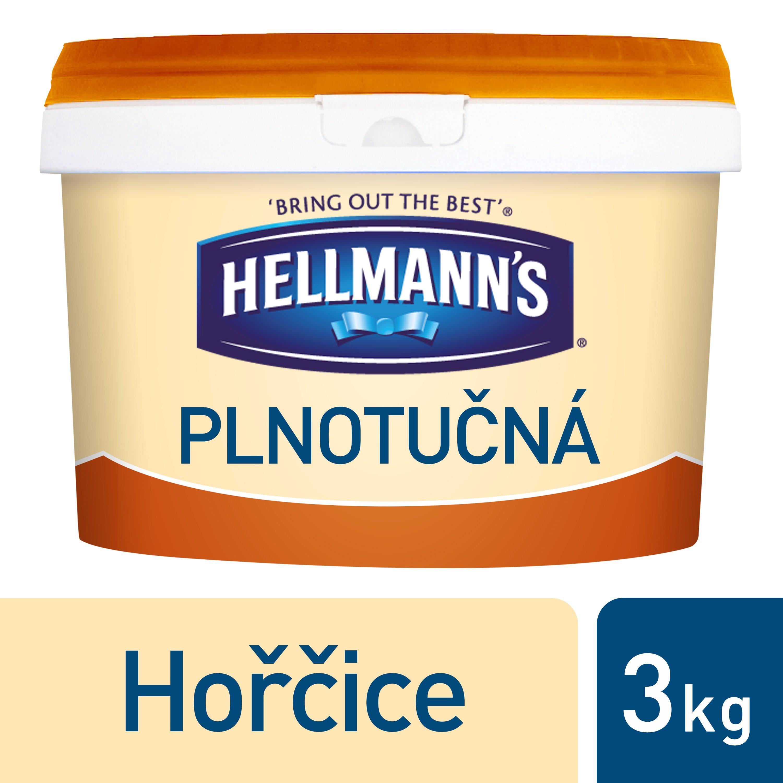 Hellmann's Hořčice 3 kg -