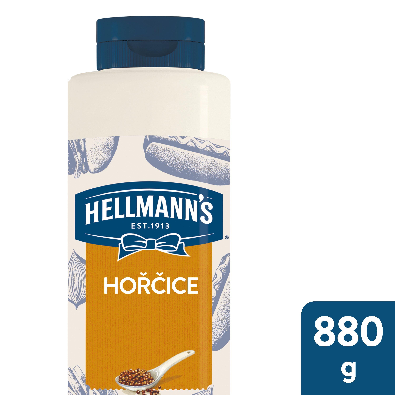 Hellmann's Hořčice 880 g -