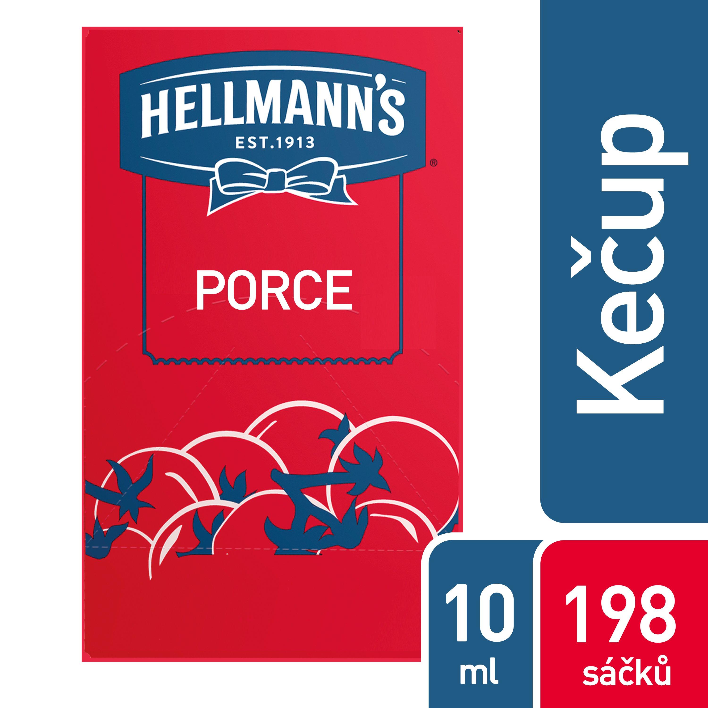 Hellmann's Kečup - porcovaný 10 ml -