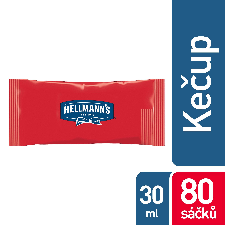 Hellmann's Kečup - porcovaný 30 ml -