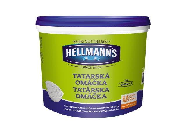 Hellmann's Tatarská omáčka 10 l