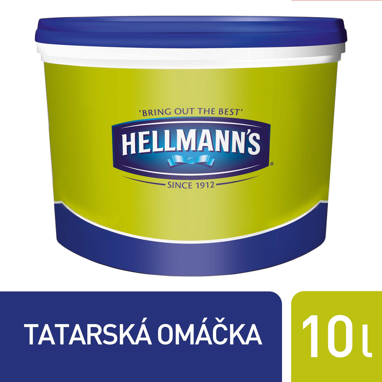 Hellmann's Tatarská omáčka 10 l -