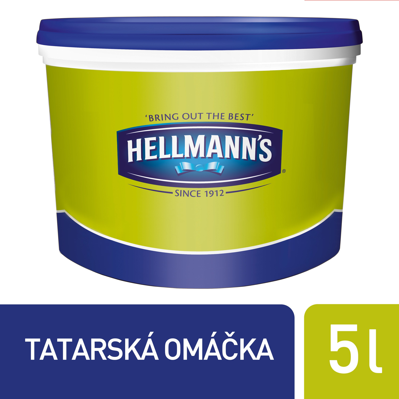 Hellmann's Tatarská omáčka 5 l