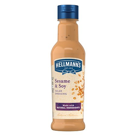 HELLMANN´S Dressing Sezam & Sója 210 ml -