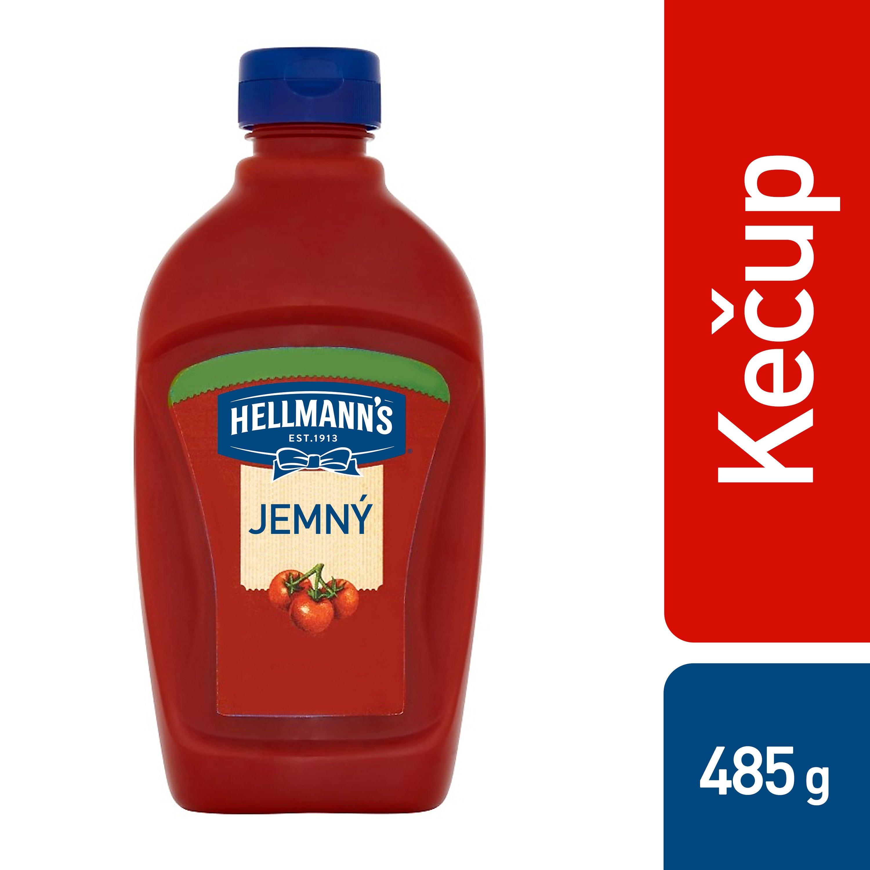 Hellmann´s Kečup Jemný 485g -