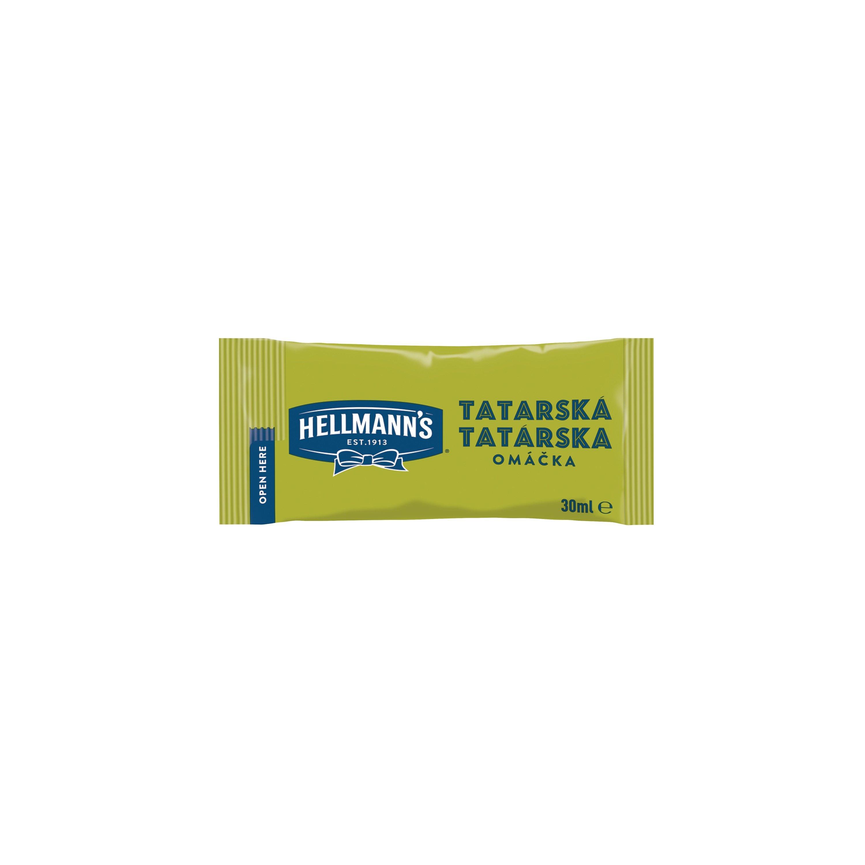 Hellmann´s Tatarská omáčka porcovaná 30 ml