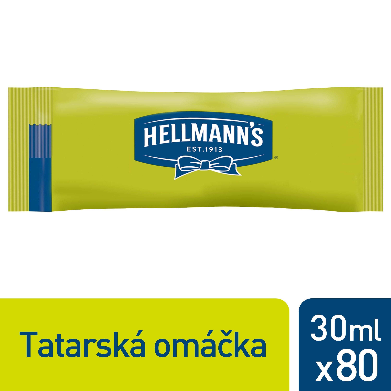 Hellmann´s Tatarská omáčka porcovaná 30 ml -