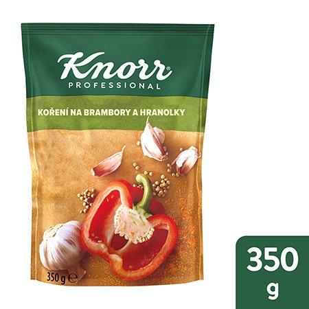KNORR 100 % Natural Koření brambory a hranolky 350 g  -