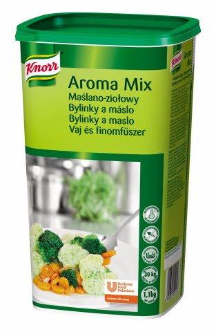 Knorr Aroma Mix Bylinky & Máslo 1,1 kg