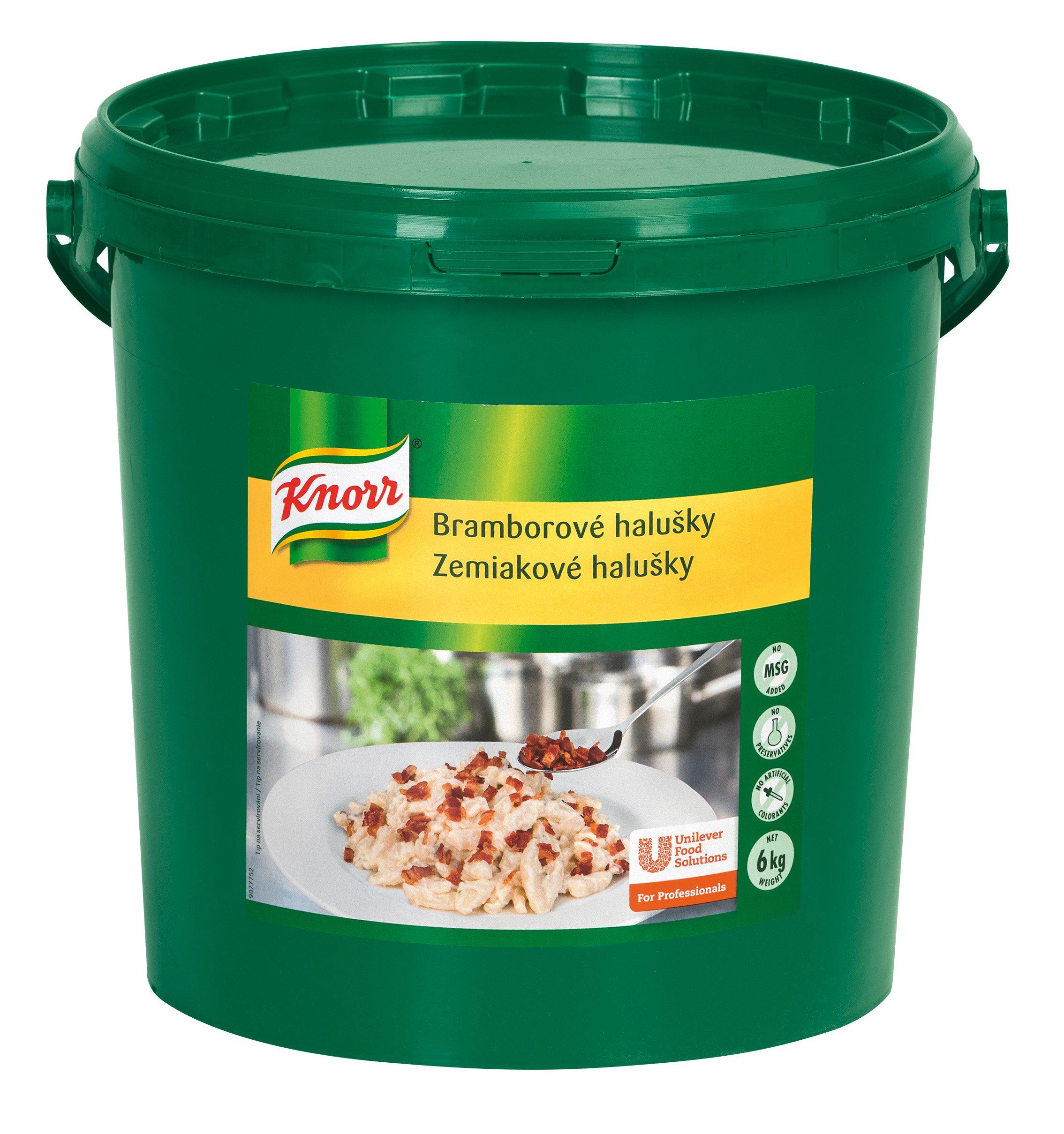 Knorr Bramborové halušky 6 kg -