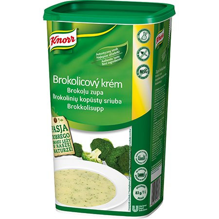 Knorr Brokolicový krém 1,3 kg