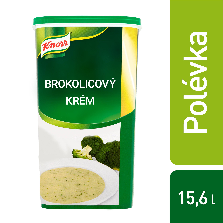 Knorr Brokolicový krém 1,3 kg -