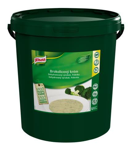 Knorr Brokolicový krém 2 kg