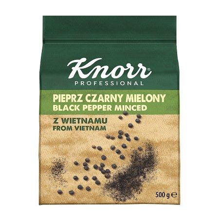 Knorr Černý pepř mletý z Vietnamu 0,5 kg -
