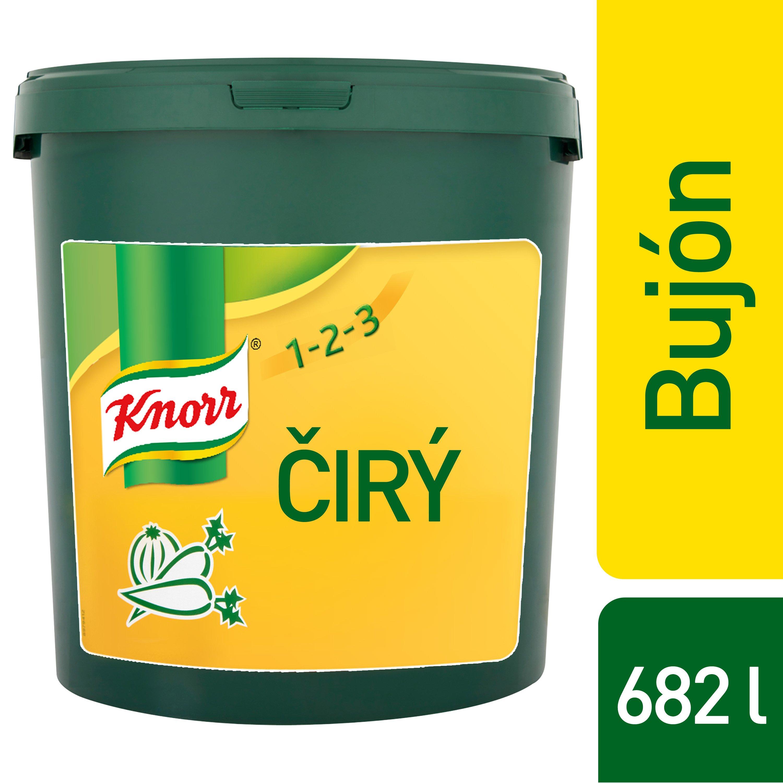 Knorr Čirý bujón 15 kg -