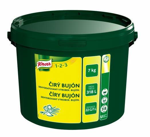 Knorr Čirý bujón 7 kg