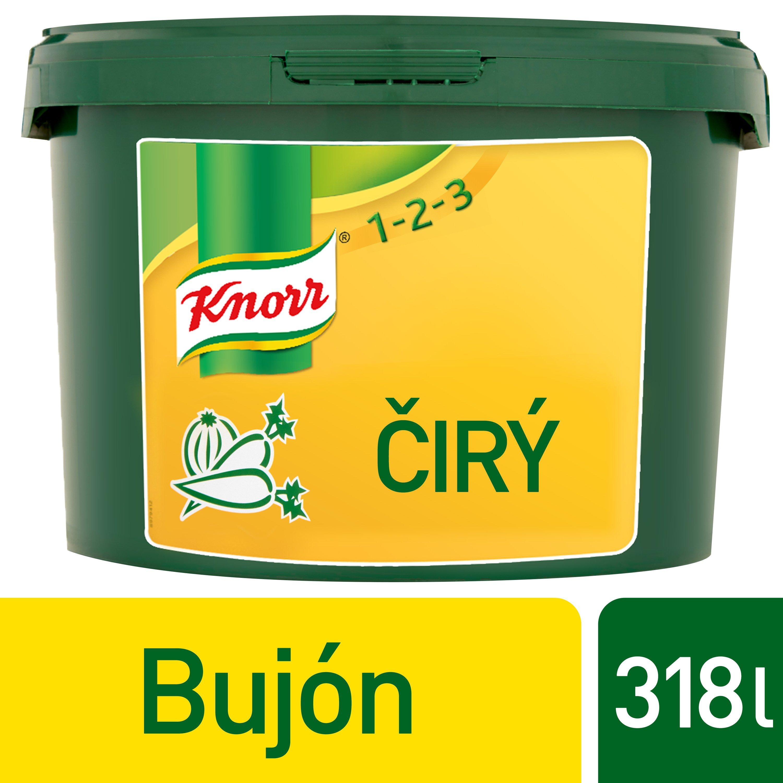 Knorr Čirý bujón 7 kg -