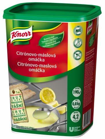 Knorr Citrónovo-máslová omáčka 0,8 kg