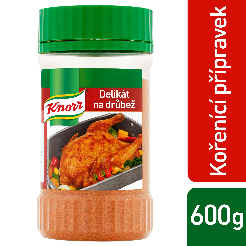 Knorr Delikat Koření na drůbež 0,6 kg