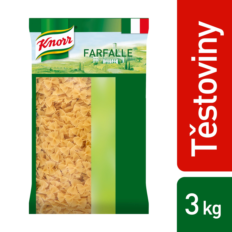 Knorr Farfalle 3 kg -