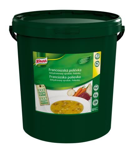 Knorr Francouzská polévka 2 kg