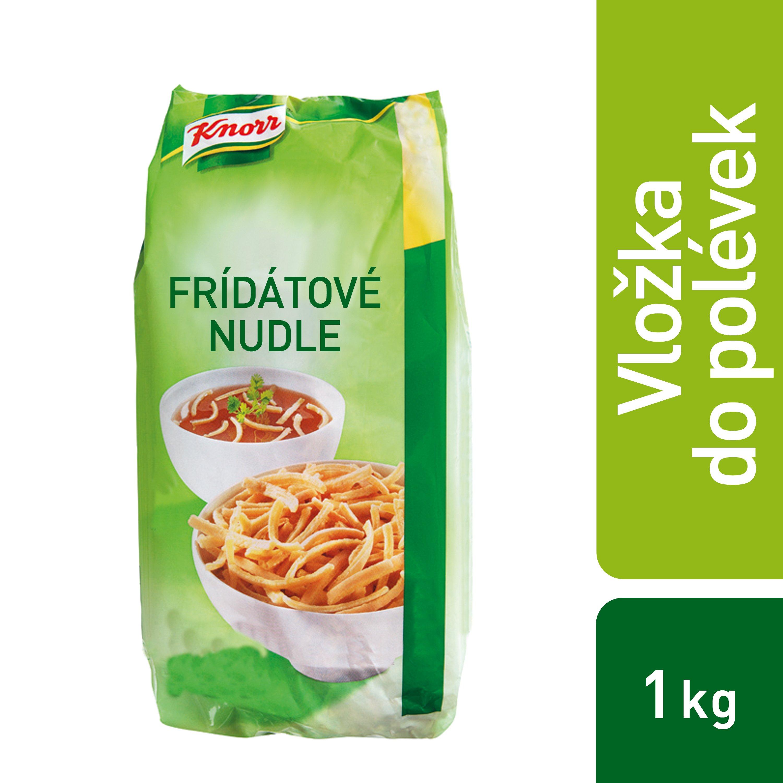 Knorr Fridátové nudle 1 kg -
