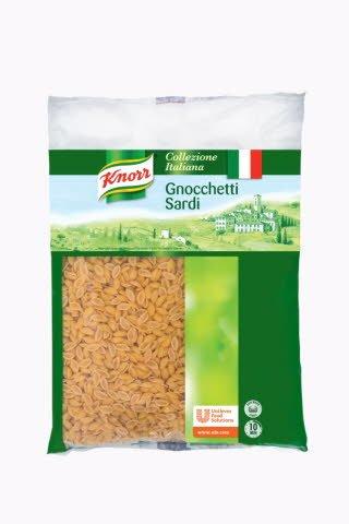 Knorr Gnoccetti Sardi - Mušličky 3 kg