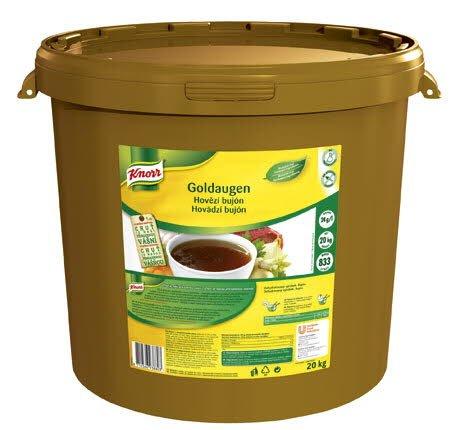 Knorr Goldaugen - Hovězí bujón 20 kg