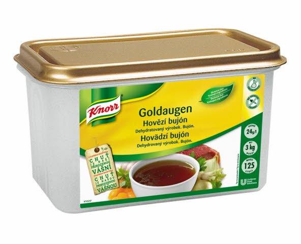 Knorr Goldaugen - Hovězí bujón 3 kg