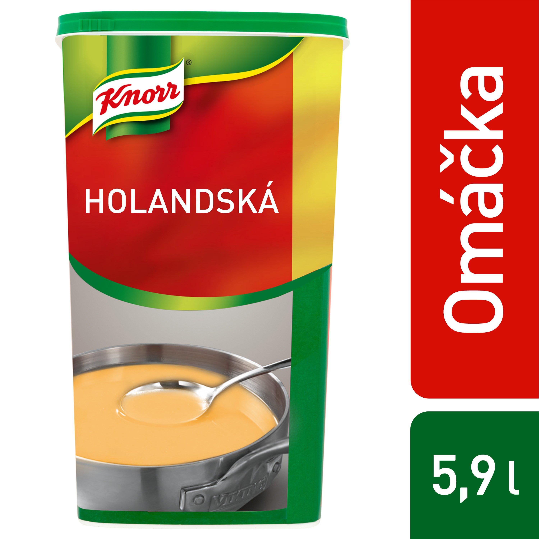 Knorr Holandská omáčka 1 kg -
