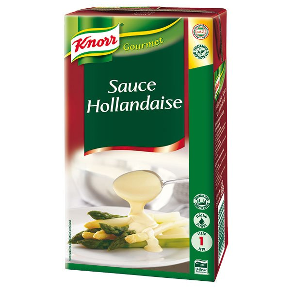 Knorr Holandská omáčka tekutá 1 l -