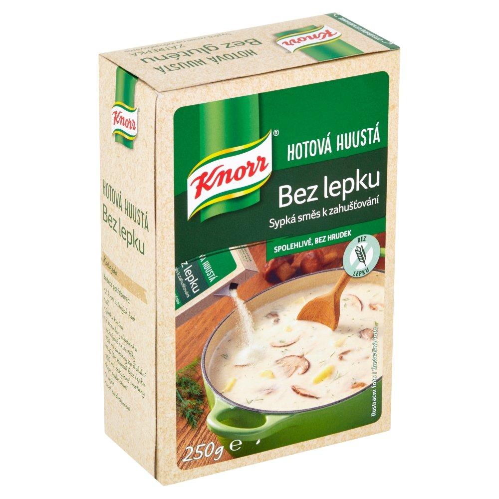 Knorr Hotová huustá bez lepku